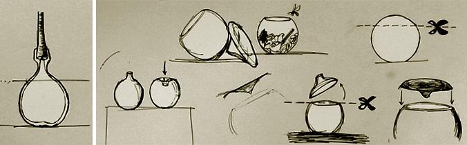 "Bocetos lapiz para ""free apple"""