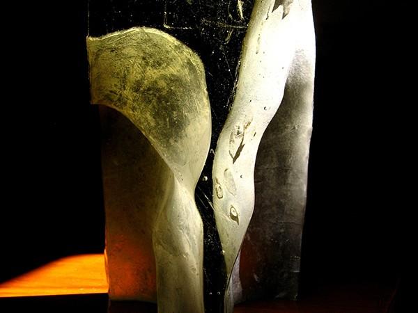 Escultra en vidrio