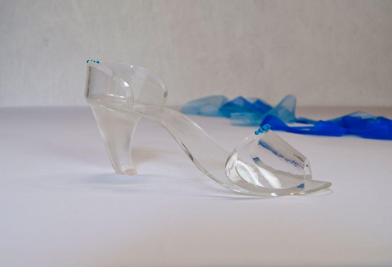 zapato de cristal